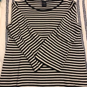 GAP 3/4 Sleeve Sailor Sweater